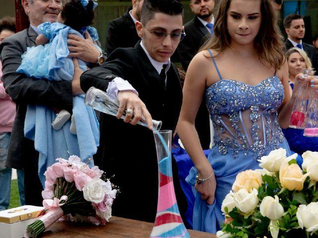 O casamento de Ricardo e Cintia  em Jandira, São Paulo 138