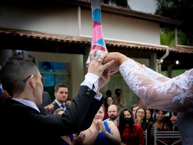 O casamento de Ricardo e Cintia  em Jandira, São Paulo 139