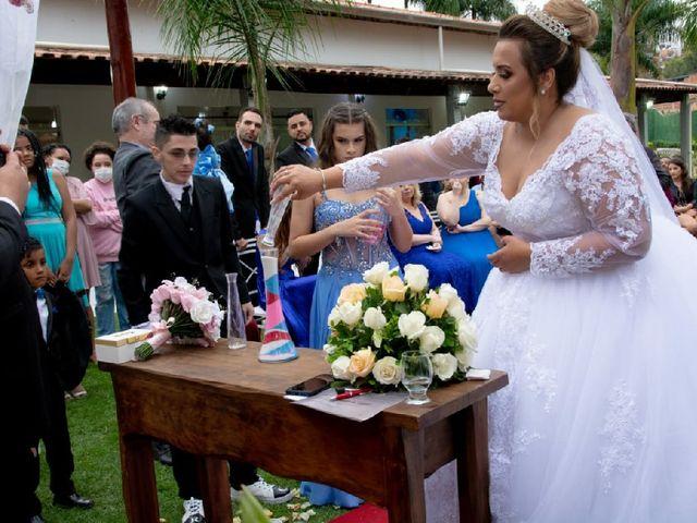 O casamento de Ricardo e Cintia  em Jandira, São Paulo 140