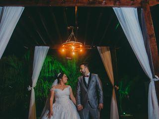 O casamento de Emilly e Vitor