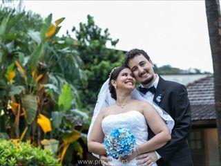 O casamento de Felipe e Wanessa