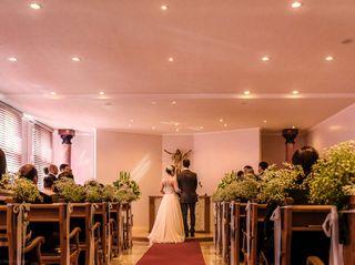 O casamento de Giovanna e Miguel