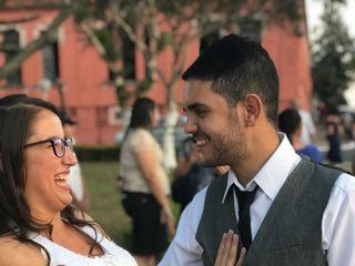 O casamento de Talita e Júnior 1