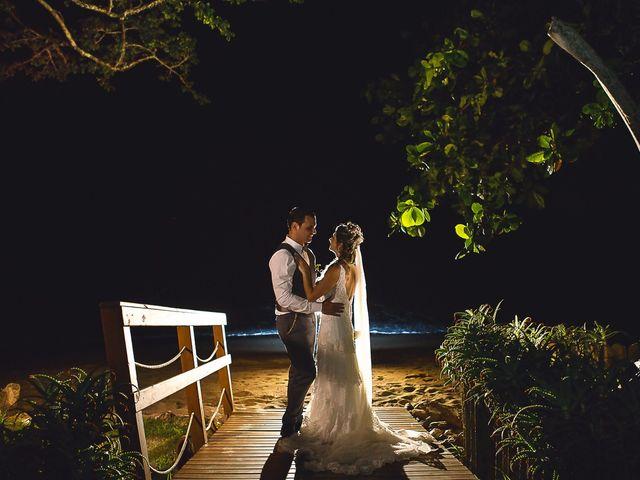 O casamento de Alessandra e Neylor