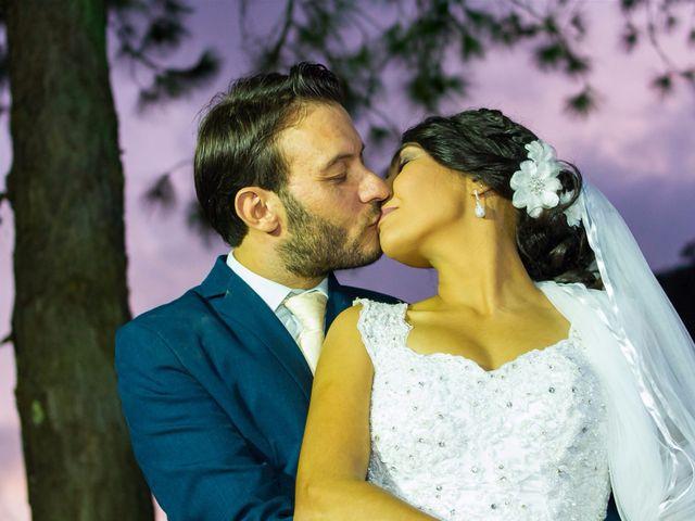 O casamento de Soraia e Lauro