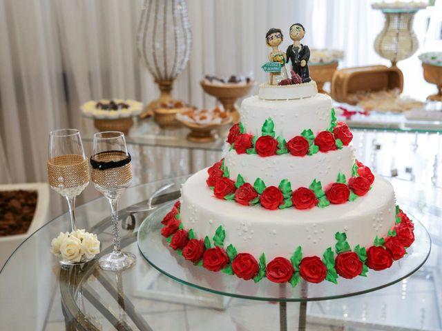 O casamento de Tiago e Mirian em Curitiba, Paraná 9