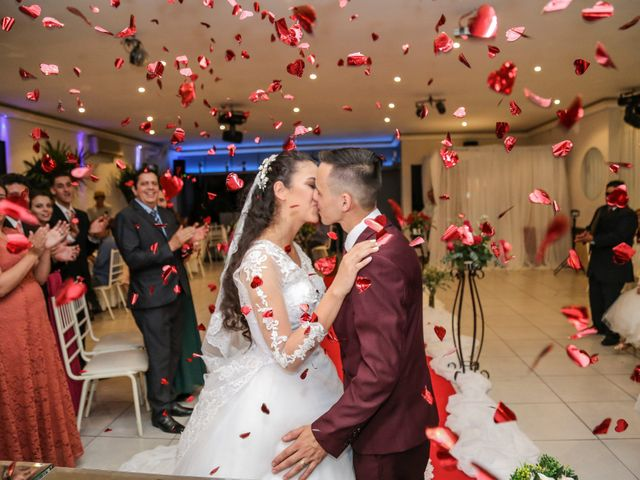 O casamento de Tiago e Mirian em Curitiba, Paraná 13