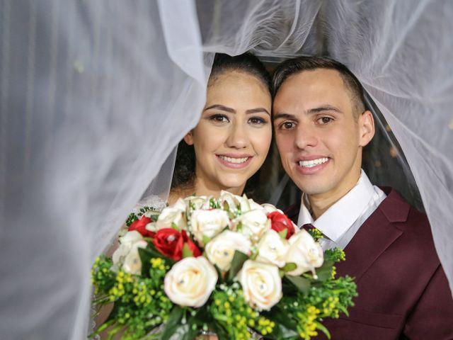 O casamento de Tiago e Mirian em Curitiba, Paraná 15