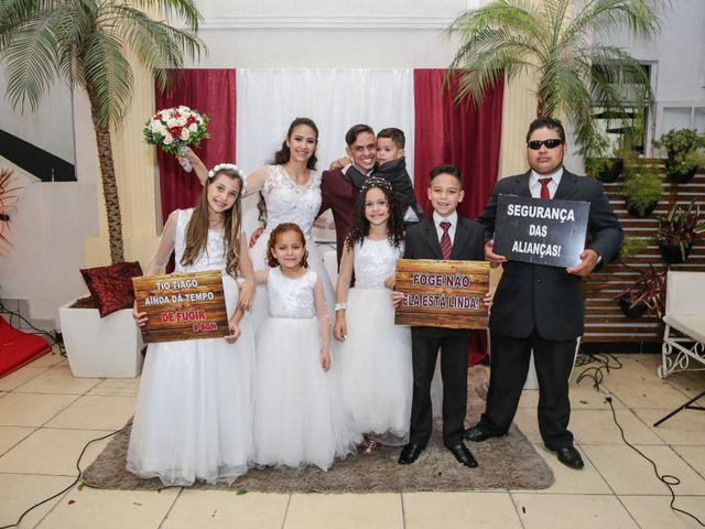 O casamento de Tiago e Mirian em Curitiba, Paraná 20