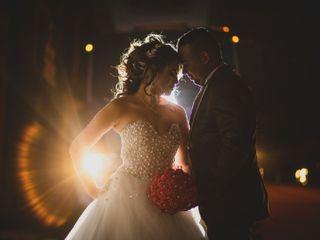 O casamento de Erica e Jonathan