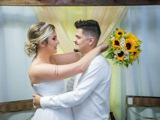 O casamento de Izadora e Bruno