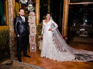O casamento de Adriana e Rodrigo