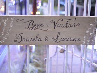 O casamento de Daniela e Luciano 3