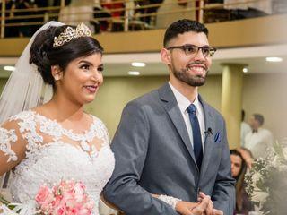 O casamento de Renata e João 3