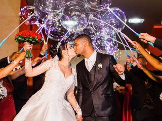O casamento de Evelin de Souza Lima e Fernando Augusto Arcanjo Barcellos Rosa