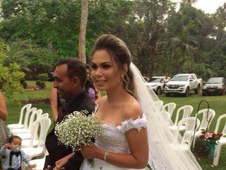 O casamento de Rhayase e David 1