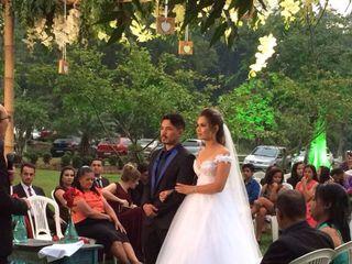O casamento de Rhayase e David