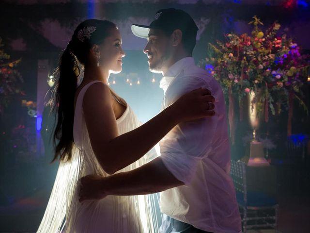 O casamento de Luma e Daniel