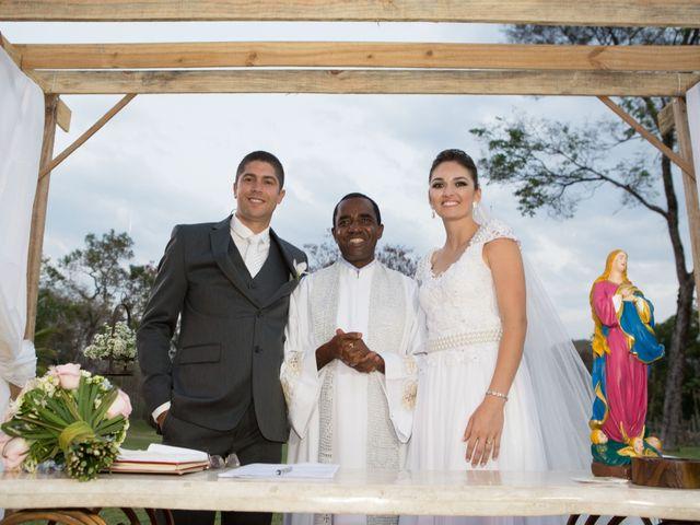 O casamento de Keyce e Carlos