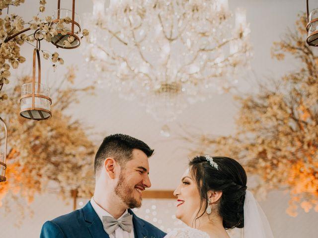 O casamento de Karol e Vini