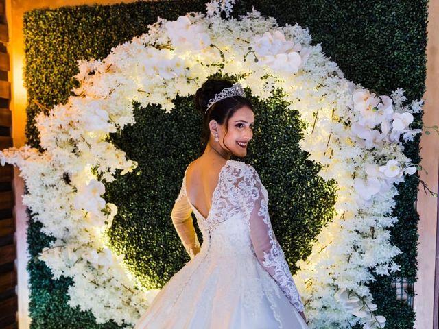 O casamento de Fernando Augusto Arcanjo Barcellos Rosa e Evelin de Souza Lima em Rio de Janeiro, Rio de Janeiro 1