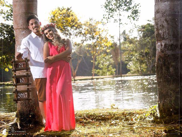 O casamento de David e Rhayase em Lucas do Rio Verde, Mato Grosso 6