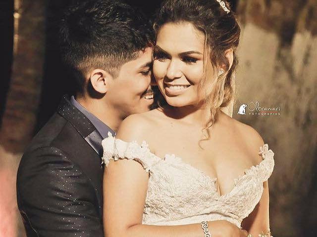 O casamento de David e Rhayase em Lucas do Rio Verde, Mato Grosso 1