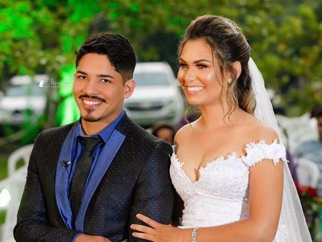 O casamento de David e Rhayase em Lucas do Rio Verde, Mato Grosso 2