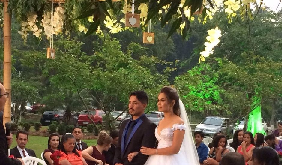 O casamento de David e Rhayase em Lucas do Rio Verde, Mato Grosso