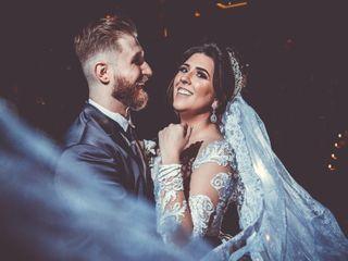O casamento de Aline e Andrei 1