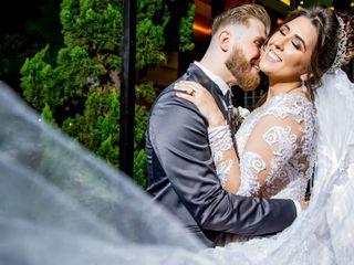 O casamento de Aline e Andrei 2