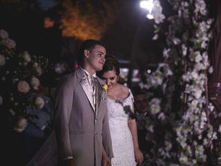 O casamento de Talita e Roberto