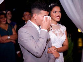 O casamento de Antonio e Evlyn 1