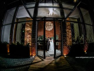 O casamento de Jaqueline e Rodrigo