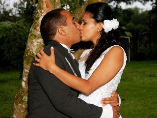 O casamento de Janaina e Tiago