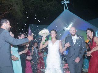 O casamento de Camila e Giovani