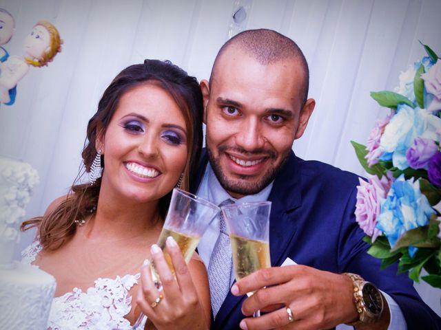 O casamento de Mônatha e Dener