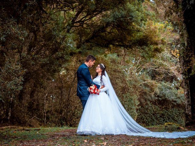 O casamento de Gabrielle e Marcos