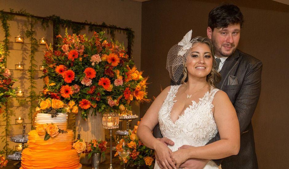 O casamento de Bruno e Waleria em São Paulo, São Paulo