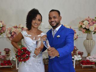 O casamento de Viviane e Luiz