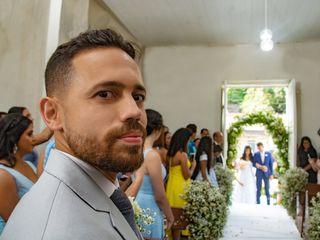 O casamento de Jaynara e Elton 1