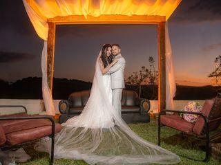 O casamento de Jaynara e Elton