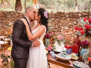 O casamento de Marcella e Paulo 1