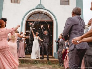 O casamento de Marcella e Paulo