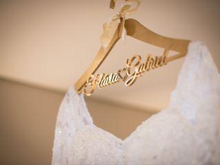 O casamento de Flávia e Gabriel 1