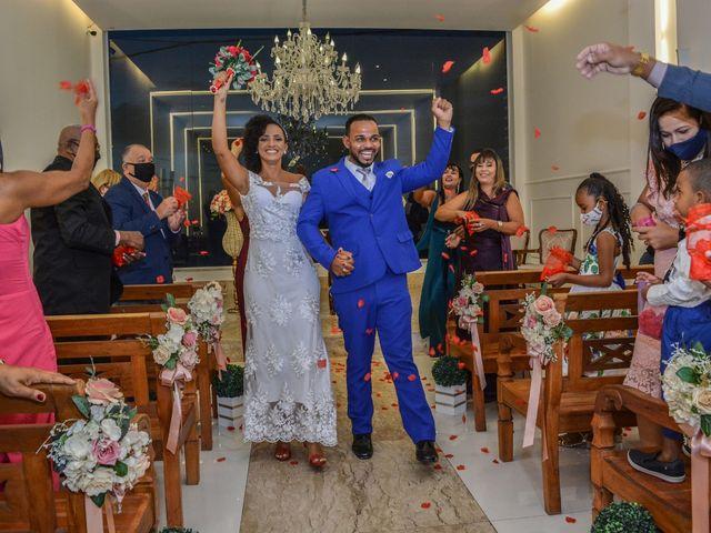O casamento de Luiz e Viviane em Salvador, Bahia 3