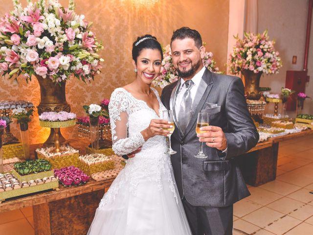 O casamento de Mônica e Winicius