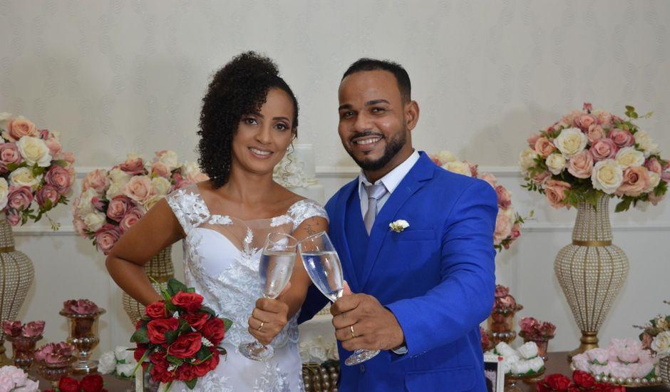 O casamento de Luiz e Viviane em Salvador, Bahia