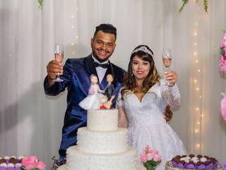 O casamento de jessica gomes bomfim e atila sacramento silva 2