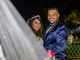 O casamento de jessica gomes bomfim e atila sacramento silva